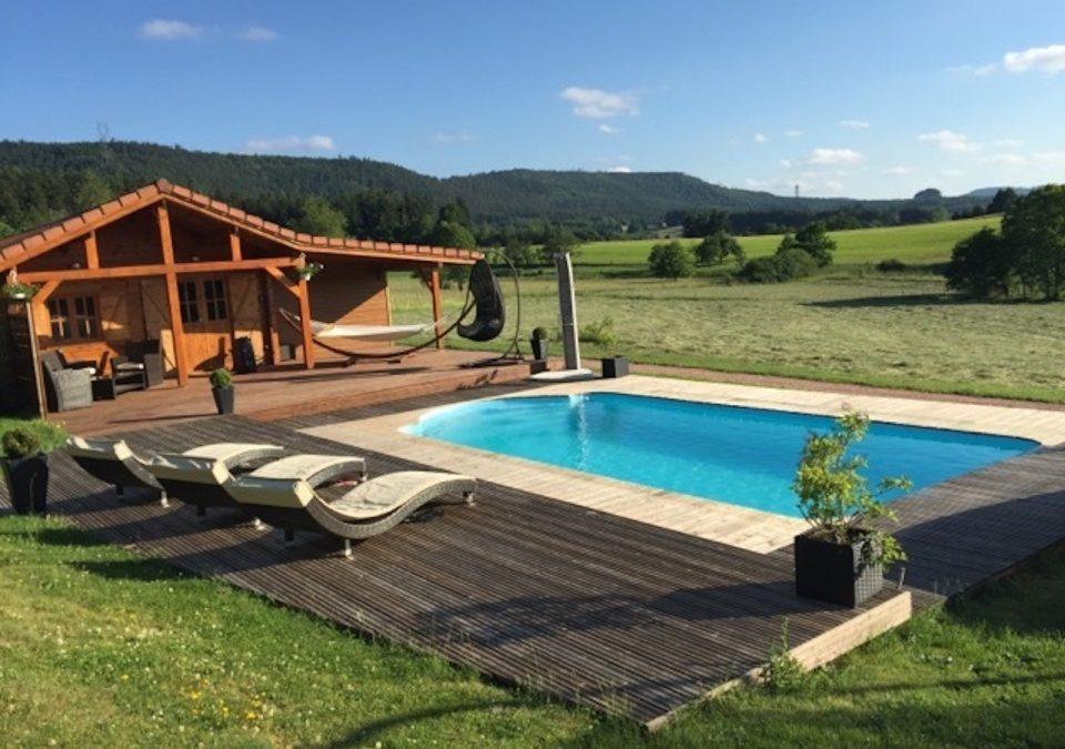 Week-end cocooning dans les Vosges