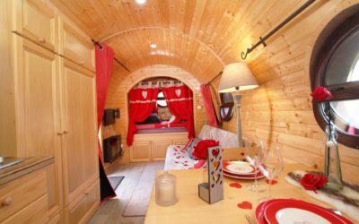 Trouvez votre hébergement insolite dans les Vosges