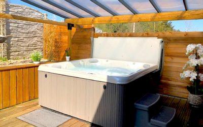 Spa privé dans les Vosges