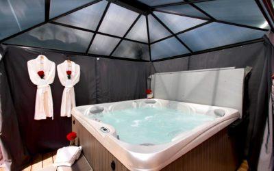 Escapade en amoureux pour un week-end spa Vosges